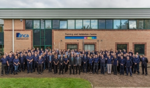 Inca-team-outside-new-Training-and-Validation-Centre